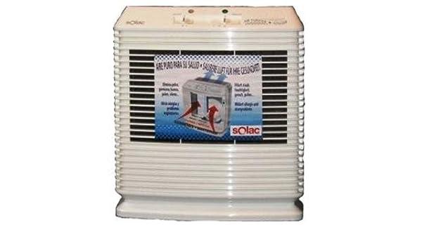 Purificador Ionizador Solac 675 Aire: Amazon.es: Hogar