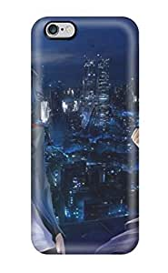 Durable Defender Case For Iphone 6 Plus Tpu Cover(guilty Crown, Ouma And Tsutsugami)