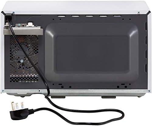 Panasonic Nn-E27JWMBPQ 20L 800W Touch Control Microwave - White