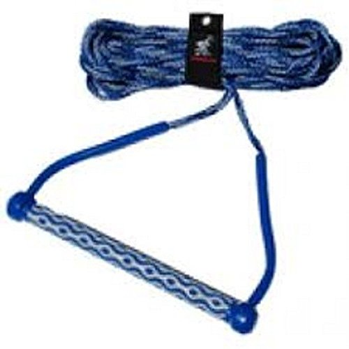 AIRHEAD AHWR-3 Wakeboard Rope, 3 Section with 15