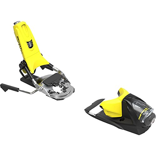 Look Pivot 12 Dual WTR Ski Binding 2016 - B95 Yellow/Black