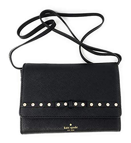 Kate Spade New York Summer Ward Place Crossbody Bag Wallet (Jeweled)