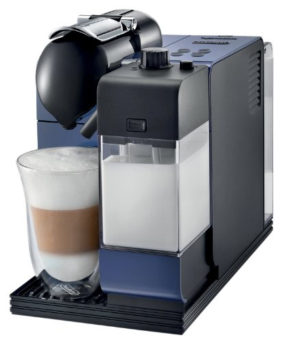 Amazon.com: DeLonghi Azul Lattissima Plus Nespresso Cápsula ...