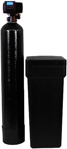 Abundant Flow Water 48k-56sxt-by1 Metered Water Softener Fleck 5600Sxt 48, 000, 48K, Black