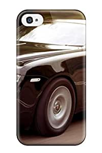 [DuEktBe12134nchGA]premium Phone Case For Iphone 4/4s/ Rolls-royce Wraith Rendering 1366215768 Tpu Case Cover