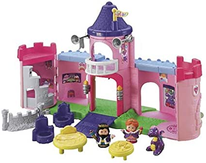 Lil Kingdom Palace Fisher-Price J4966