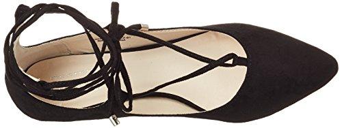 Another Pair of Shoes Beae1, Bailarinas para Mujer Negro (Black01)