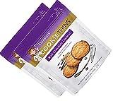 Mrs. Thinster's Cookie Thins, 36 oz Dark Chocolate Coconut, (. Dark Chocolate Coconut, 18oz Bag Pack of 2)