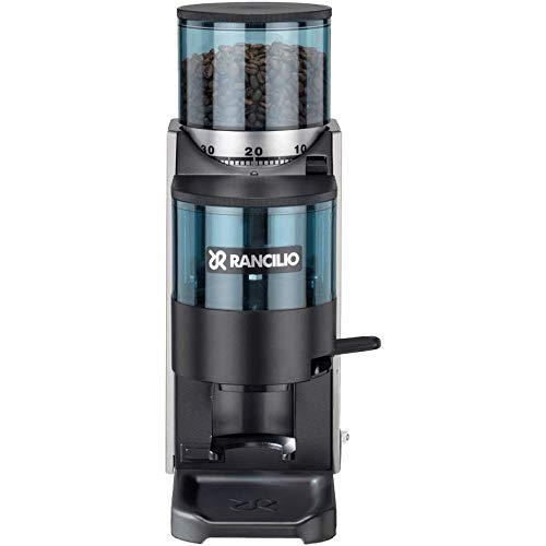 Rancilio HSD-ROC-SS Rocky Espresso Coffee Grinder with Doser Chamber (Machine Rancilio)