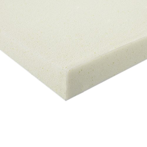 Infinizen Memory Foam Mattress Bed Topper 2 Thickness