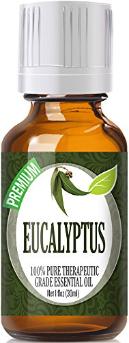 Guaiacwood Essential Oil - Eucalyptus (30ml) 100% Pure, Best Therapeutic Grade Essential Oil - 30ml/1 (oz) Ounces