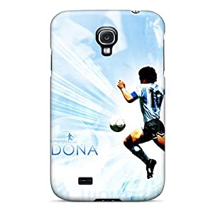 For Galaxy Case, High Quality Maradona For Galaxy S4 Cover Cases
