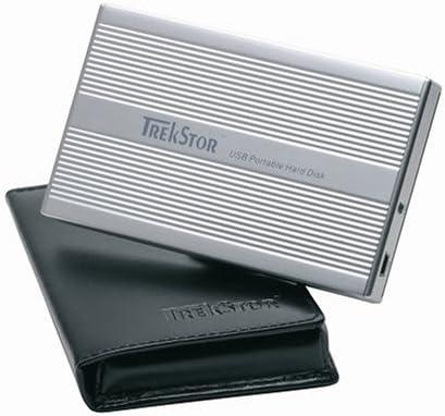 TrekStor DataStation Pocket x.u 80GB Mini External Hard Drive 21188