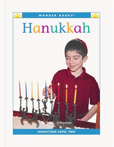 Hanukkah (Wonder Books Level 2 Holidays)