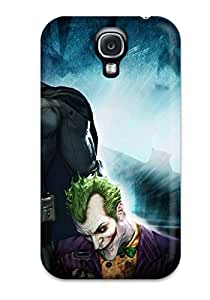 High Quality BenjaminHrez Batman Skin Case Cover Specially Designed For Galaxy - S4