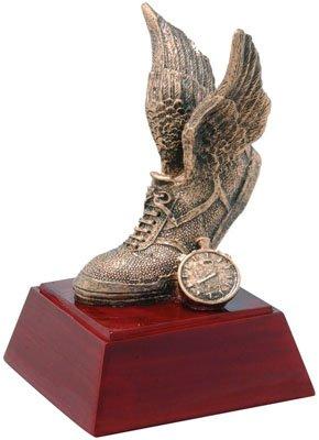 Trophy Crunch Track & Field School Award - Free Custom Engraving