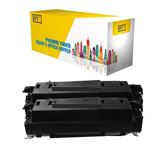 New York Toner New Compatible 2 Pack High Yield Toner for Canon L50 6812A001AA - ImageClass: ImageClass D660 | ImageClass D661 | ImageClass D680 | ImageClass D760 | ImageClass D761 . --Black