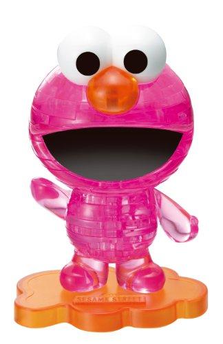 Crystal Gallery Elmo Pink 40 piece