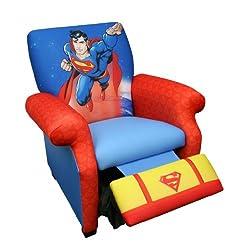 Newco Kids Recliner, Superman