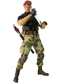 Amazon Com Hot Toys Resident Evil 4 Biohazard Figurine Jack