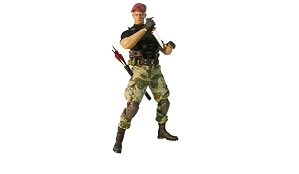 Amazon.com: Hot Toys Resident Evil 4 Deluxe 12 inch Action ...