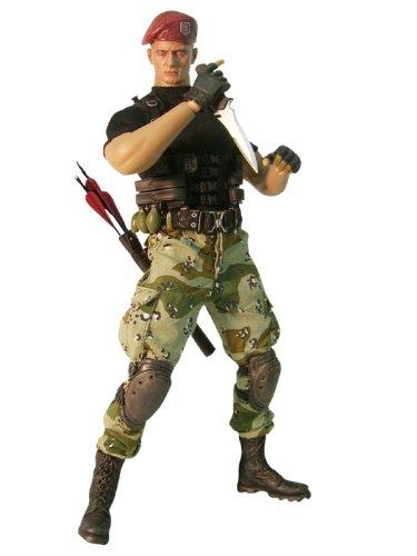 ビデオゲームマスターピース バイオハザード4 ジャッククラウザー (1/6スケールモデル) B000Y2YKZK
