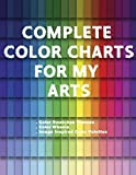 Complete Color Charts for my Arts - Color