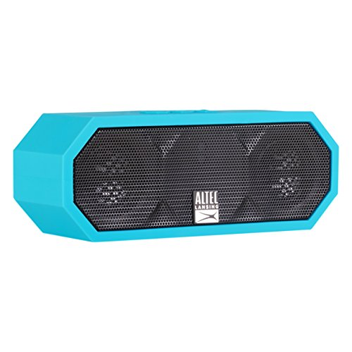 Altec Lansing IMW448 Jacket H2O 3 Floating Bluetooth Waterproof Speaker (Teal)