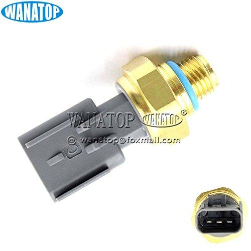 (New 4928594 4921746 4087989 Pressure Sensor For Cummins Exhaust Gas EGR ISX ISM ISC ISB)