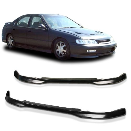 Honda Accord TR Style Urethane Front Bumper Lip Chin Spoiler For 94-95 Models