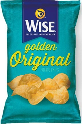 (Wise All Natural Potato Chips, 1.25-Oz Bags (Pack of 36))