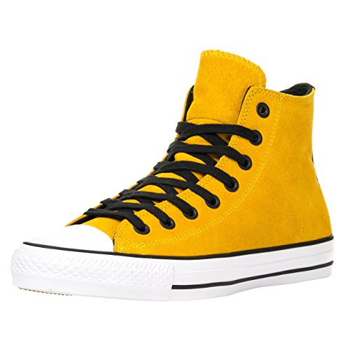 Converse Ctas Pro Suede Hi Yellow/Black/Obsidian 12UK