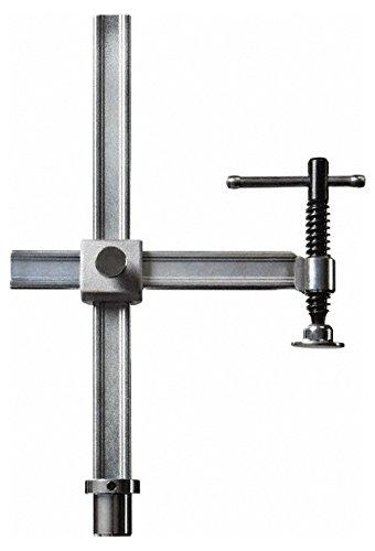 1,200 Lb Holding Capacity, 12'' Max Opening Capacity, 1,200 Lb Clamping Pressure, Manual Hold Down Clamp