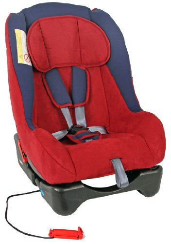 Autokindersitz GALAXY von UNITED-KIDS, ST Red PN Blue, Gruppe 0+/I, 0-18 kg