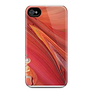 New Style 6plus Protective Cases Covers/ Iphone Cases - Abtract Red