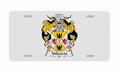Valencia Coat Of Arms Valencia Family Crest Spanish