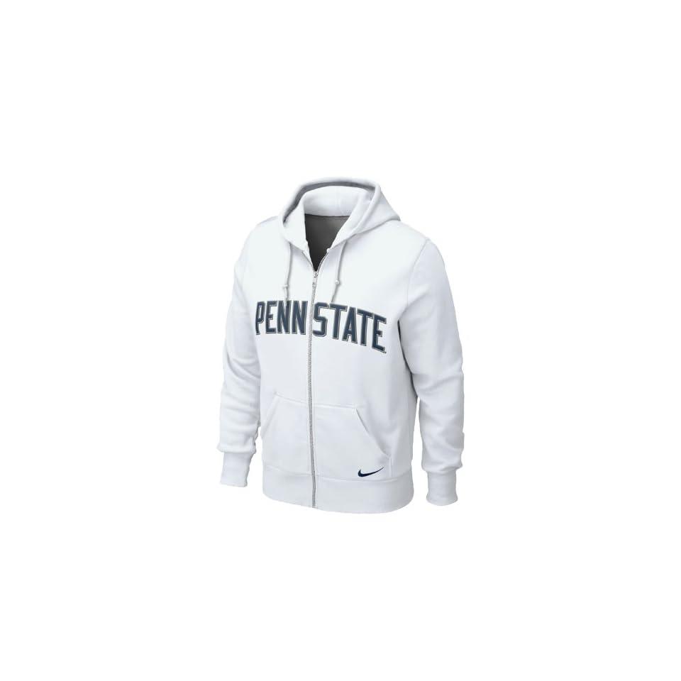 Penn State  Nike Classic Arch Full Zip Hood