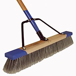 Amazon Com Harper Brush Works 24 Inch Heavy Duty Indoor