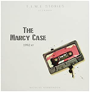 TIME Stories: The Marcy Case Expansion Board Game