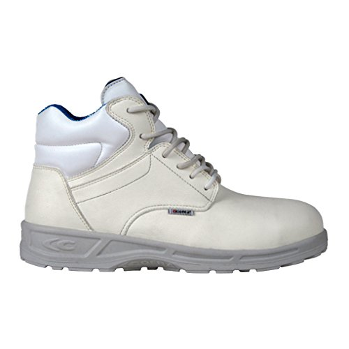 Cofra 76430 - 000.w35 Chaussures, Industrie Alimentaire, Ulisse, Taille 2.5, Blanc
