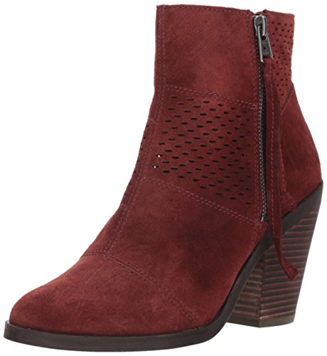 Lucky Brand Women's Ramses Fashion Boot, Sable, 8.5 Medium US