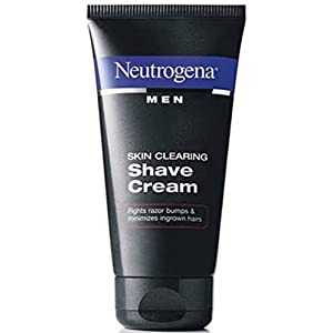 Neutrogena Men Skin Clearing Shave Cream 5.10 oz (7 Pack)