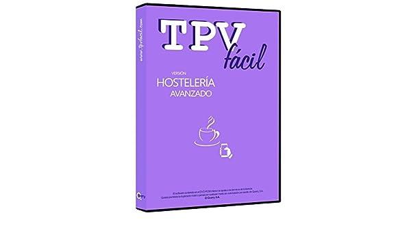 Software para TPV : TPVFÁCIL HOSTELERÍA AVANZADO monopuesto: Amazon.es: Software