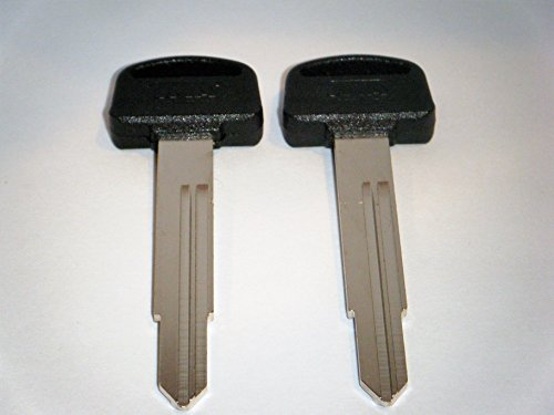 Honda Ruckus 2 Key Blanks 2002 2003 2004 2005 2006 2007 2008 2009 2010 2011 JMA Keys (Honda Motorcycle Key Blank)