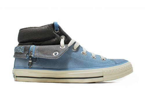 Converse , Damen Sneaker aspen blue/c