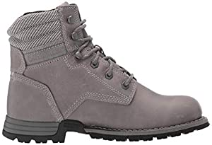 Caterpillar Women's Paisley 6 Industrial Boot, Dolphin, 9.5 W US (Color: Dolphin, Tamaño: 9.5 Wide)