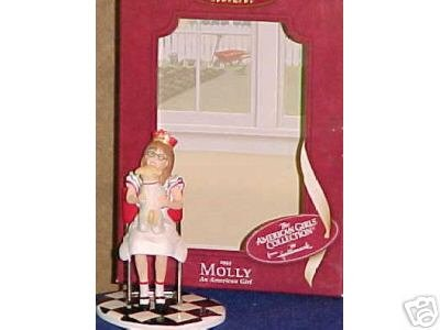 2003 Molly American Girl Doll Collection Hallmark Ornament