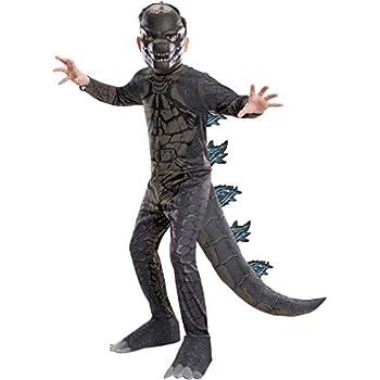 Amazon.com: Disfraz de Godzilla inflable para niño de ...