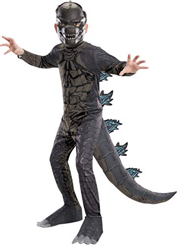 Kings Costume For Kids (Godzilla King of The Monsters Child)