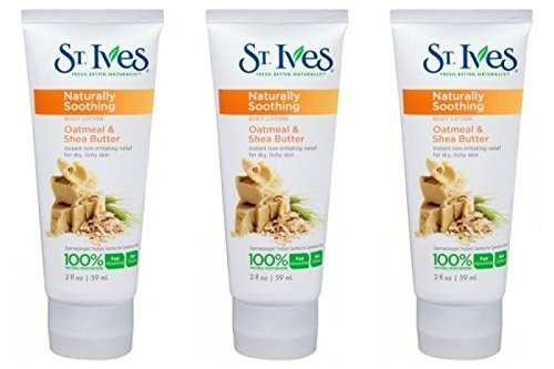 St Ives Naturally Soothing Oatmeal